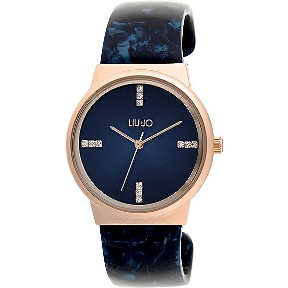 orologio solo tempo donna Liujo Sahara casual cod. TLJ1244  Amazon.it   Orologi 8792a8ca5c2