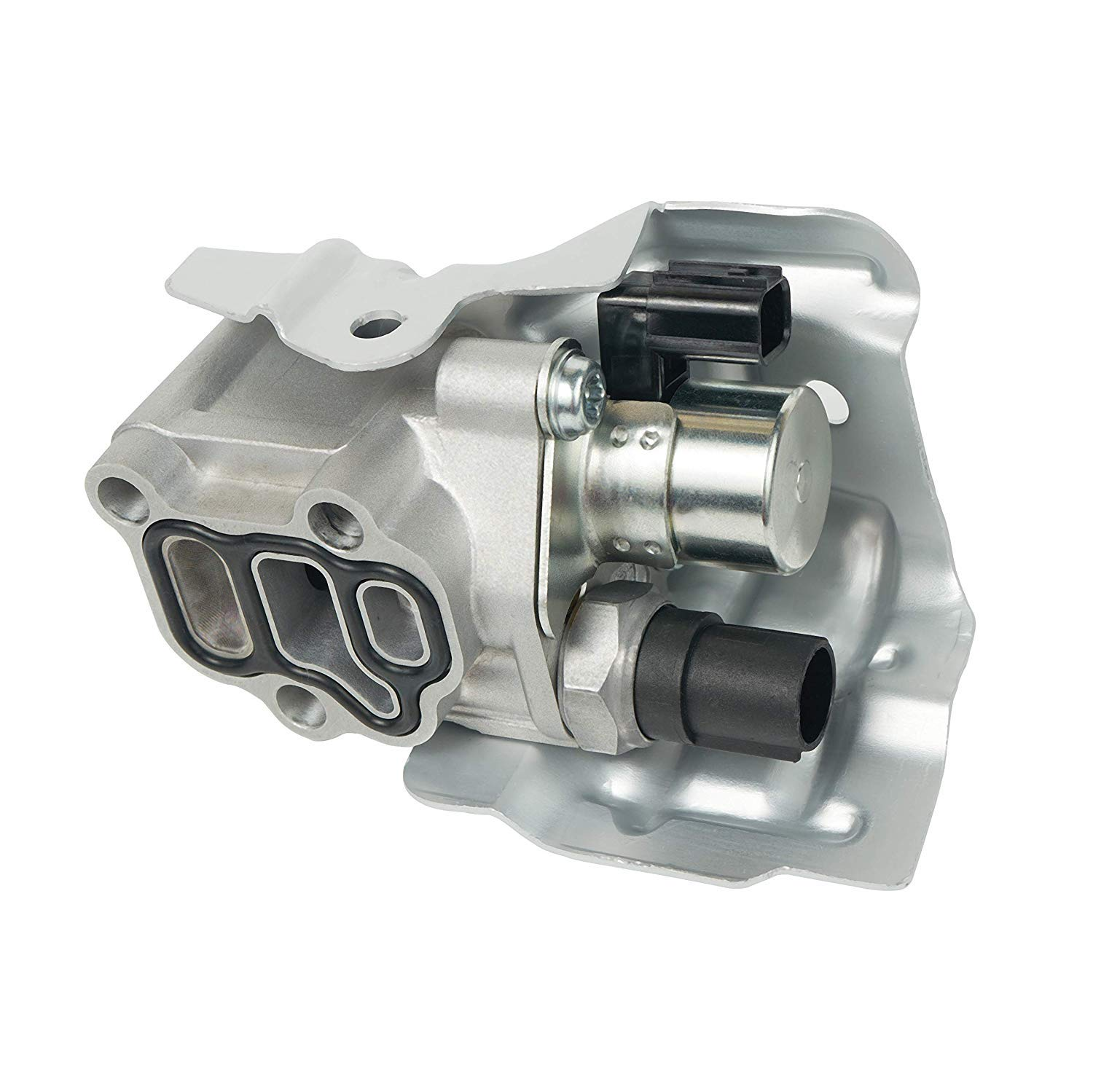 Dade 15810-RAA-A03 Spool Valve VTEC Solenoid Fit for Honda CRV CR-V Civic Si Element Accord Acura RSX Replace # 15810-PNE-G01 15810-PPA-A01 15810-RAA-A01
