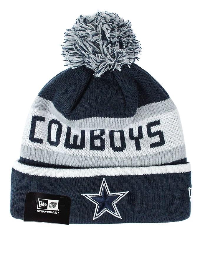 b6bfa4f5255 New Era NFL Dallas Cowboys Team Word Knit Hat  Amazon.ca  Luggage   Bags