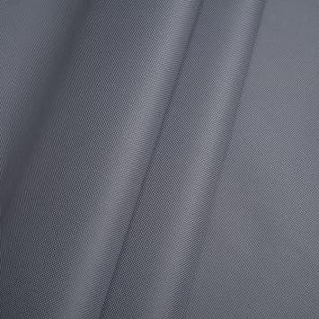 Erstklassiger Polyester Oxford 250d 1lfm Wasserabweisend Winddicht Outdoor Stoff Gartenmobel Stoff Grau