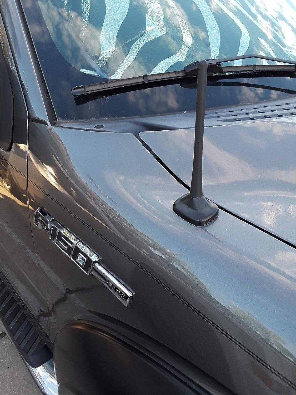 AntennaX Super Shorty Antenna for Toyota Highlander 1.5-inch