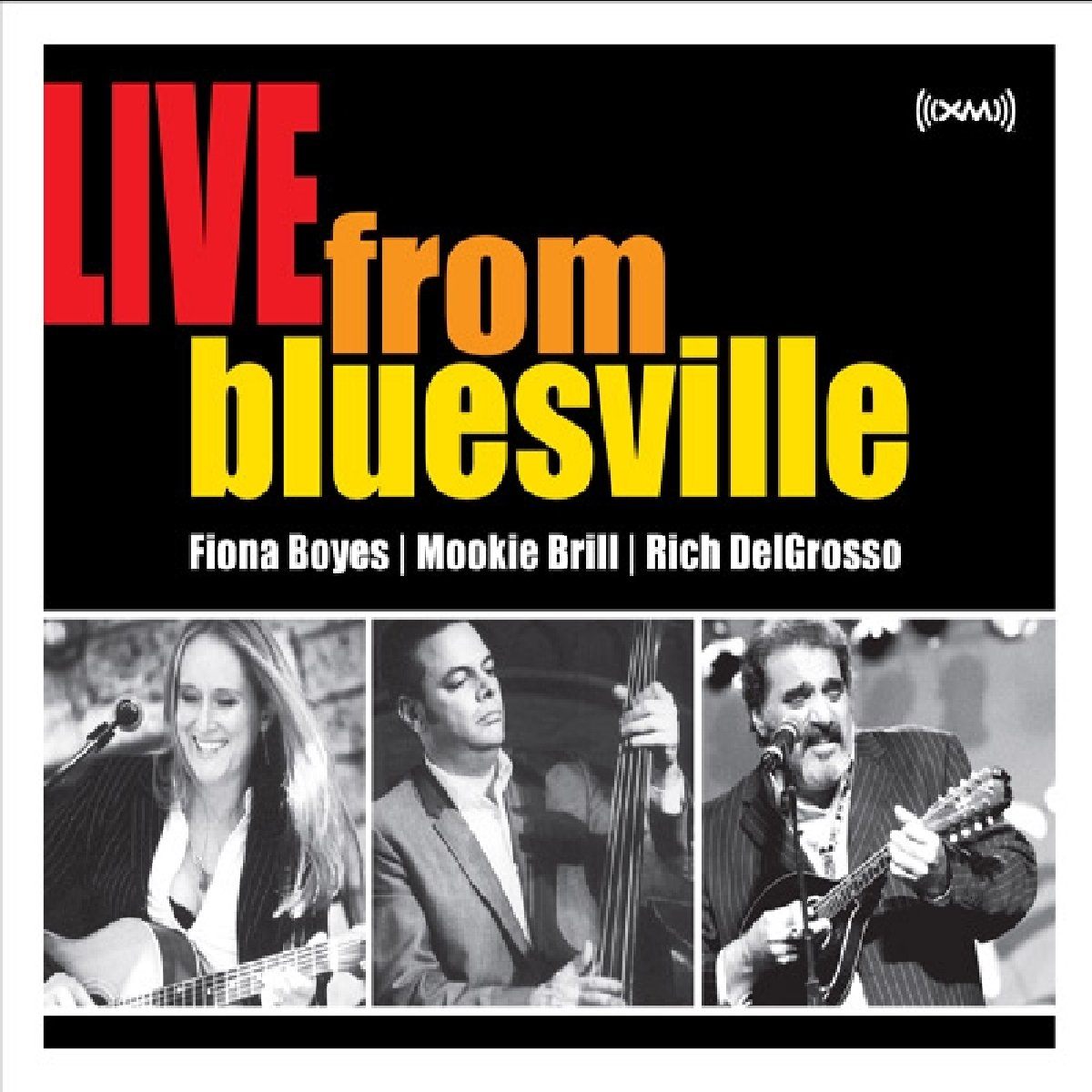 Live from Bluesville by Blues Empress
