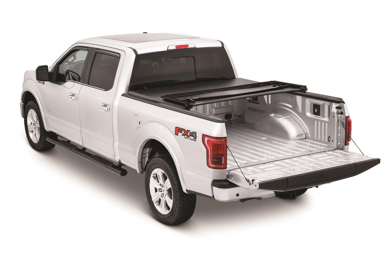 Tonno Pro Tonno Fold 42-302 TRI-FOLD Truck Bed Tonneau Cover 1999-2018 Ford F-250 Fits 6.8 Bed F-350 F-450