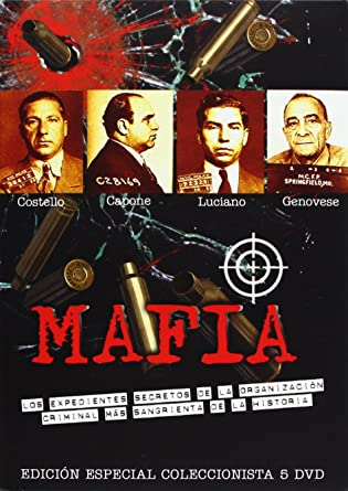 Pack Mafia [DVD]: Amazon.es: Documental, Varios directores, Documental: Cine y Series TV