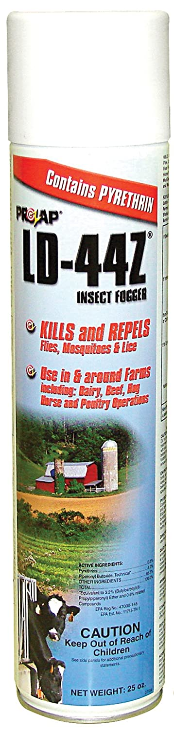 CHEMTECH 505778 25 oz Prozap Ld-44Z Insect Fogger
