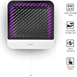 DOUHE Bug Zapper - Indoor Mosquito Killer Trap Electric Insect Repellent UV LED Light Bugs for Fly Control with Easy Pull Switch and Detachable Tray 800 sq. ft Large Coverage Area