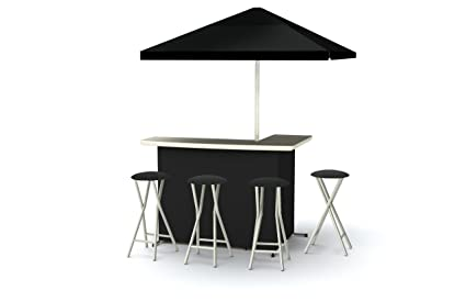Amazon Com Best Of Times Patio Bar And Tailgating Center Deluxe