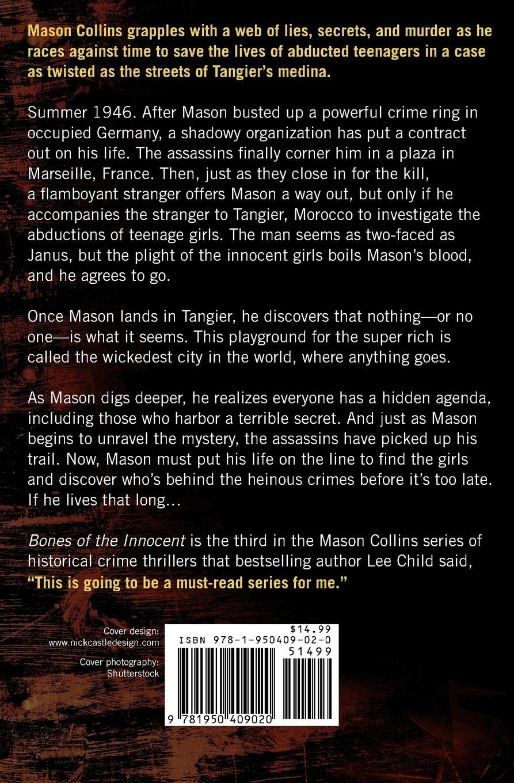 Amazon.com: Bones of the Innocent: A Mason Collins Crime ...