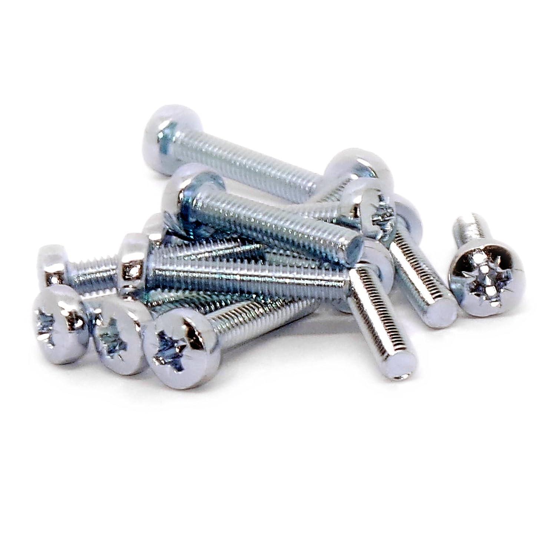 M5/ / /viti per macchina padella Pozi/ 5/mm x 16/mm confezione da 20 /acciaio