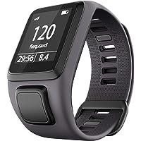 Shieranlee Horlogeband voor TomTom Horloge, Siliconen Waterdicht Ademend Sport Fitness Horlogebandje Polsband vervanging…