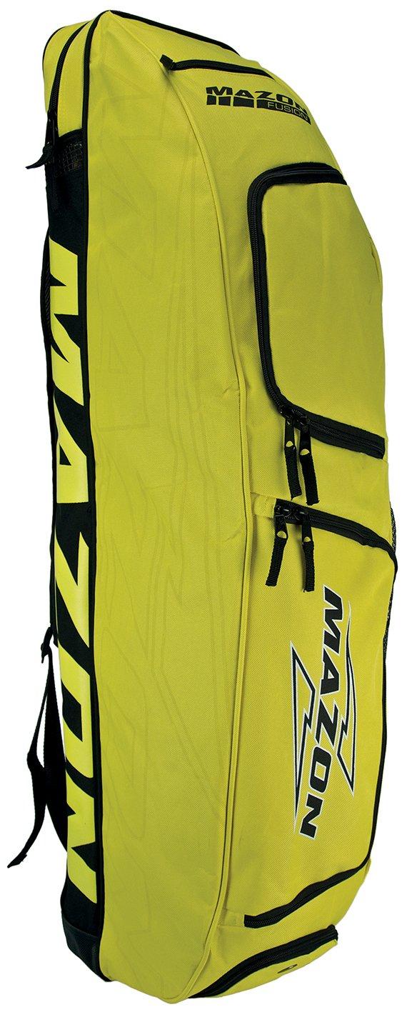 Mazon, Borsone da hockey Fusion Combo, Giallo (Gelb - gelb), Taglia 6