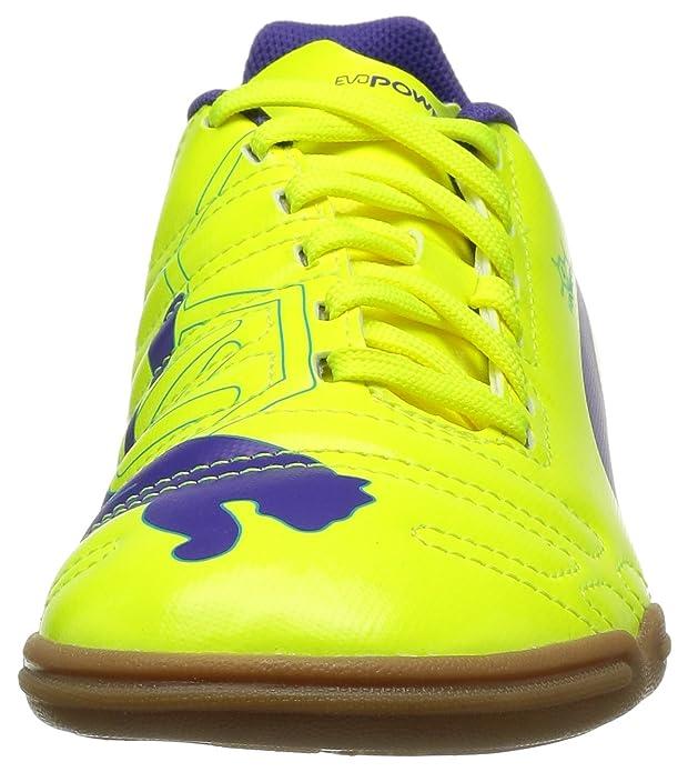 Puma Evopower 4 It - Zapatillas, color Naranja, talla 28 EU/10 UK Child