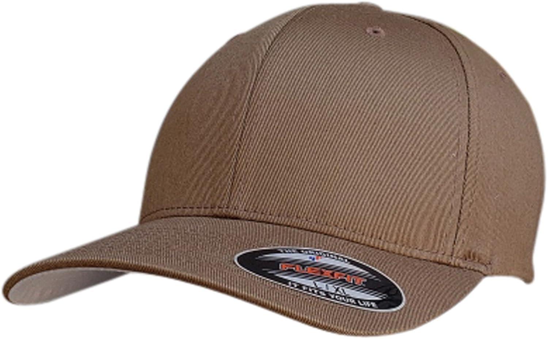 Blank Hat Coyote Brown Baseball Cap