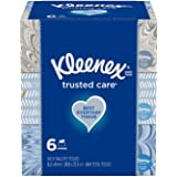 Everyday Facial 144 Tissues per Flat Boxes, 12 Boxes