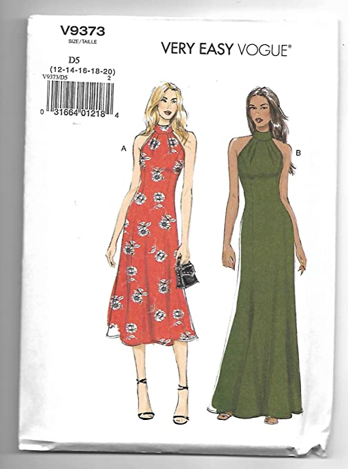 Sewing Patterns Vogue Easy