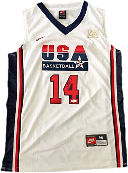 Charles Barkley Signed Jersey - USA
