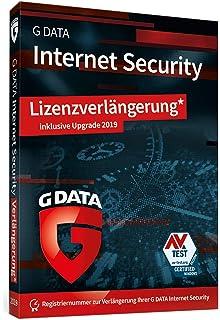 2f2ee3b5585 G DATA Internet Security 2019 | Upgrade | Antivirus | 3 PCs | 1 Jahr