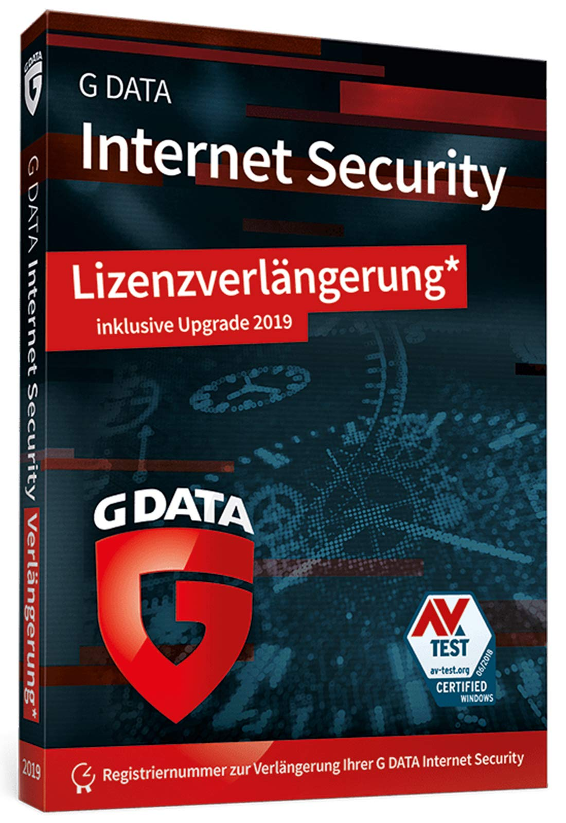 G DATA Internet Security (2019) / Antivirus Software