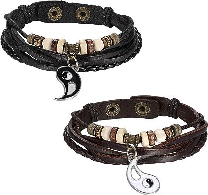 bracelet femme yin yang