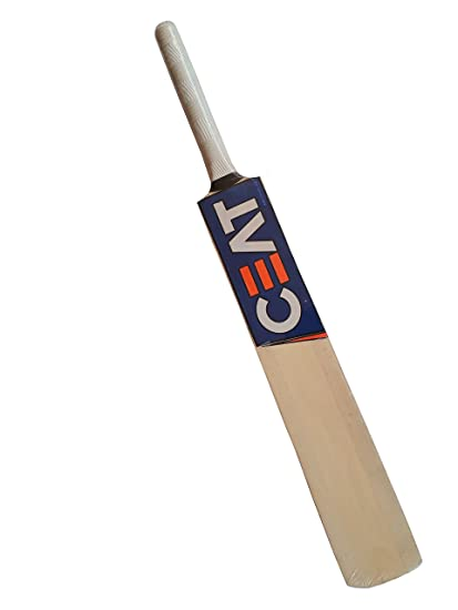 Ceat Marvel 4a English Willow Cricket Bat Size Short Handle Suitable For Leather Ball Amazon In Sports Fitness Outdoors