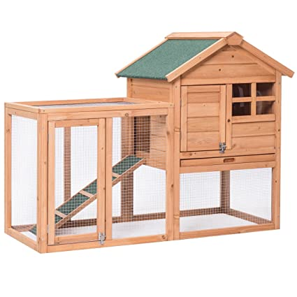 Prime Amazon Com Hth Online Store Wooden Rabbit Hutch Chicken Download Free Architecture Designs Intelgarnamadebymaigaardcom
