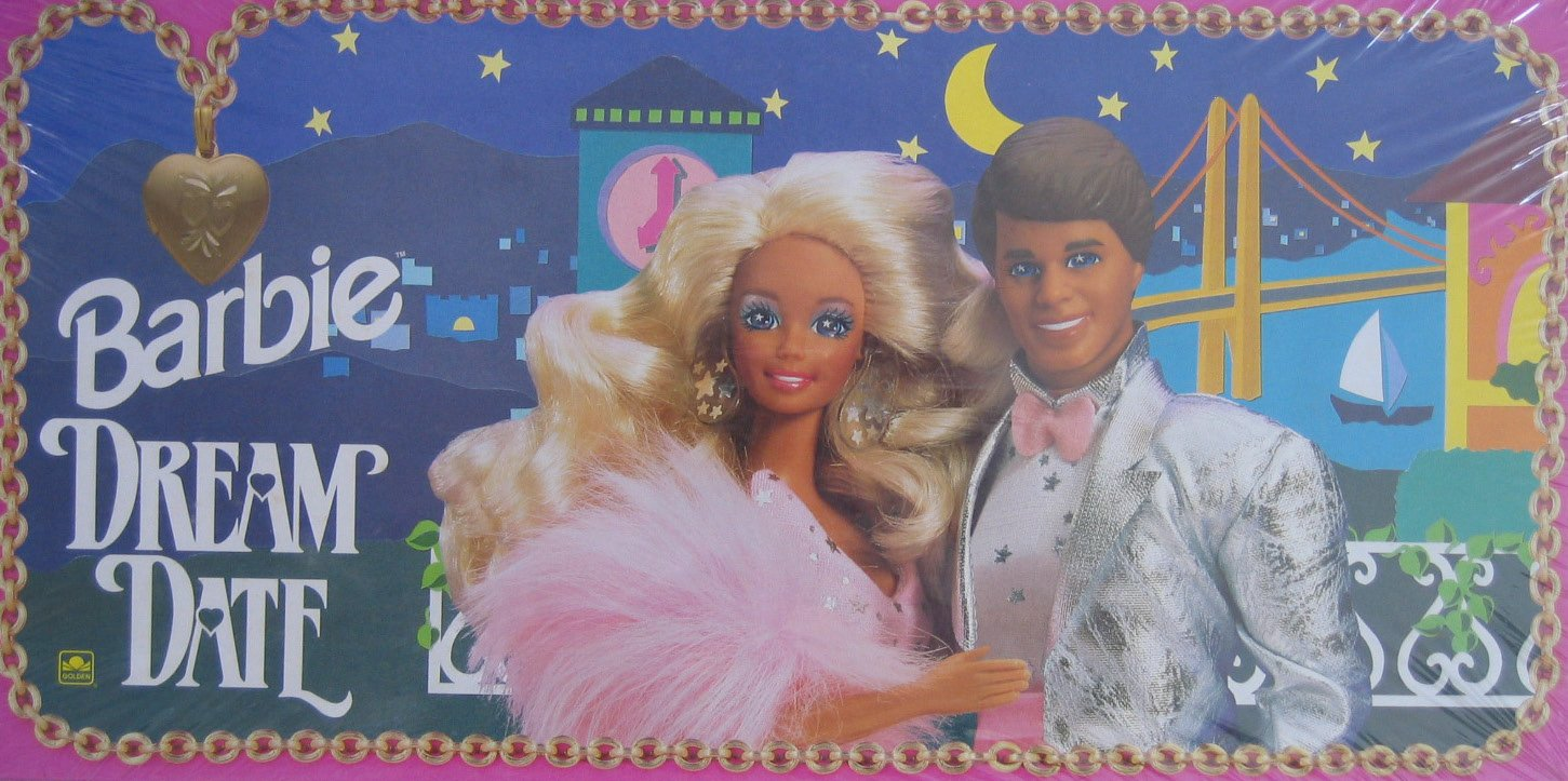 Real life barbie and ken dating games
