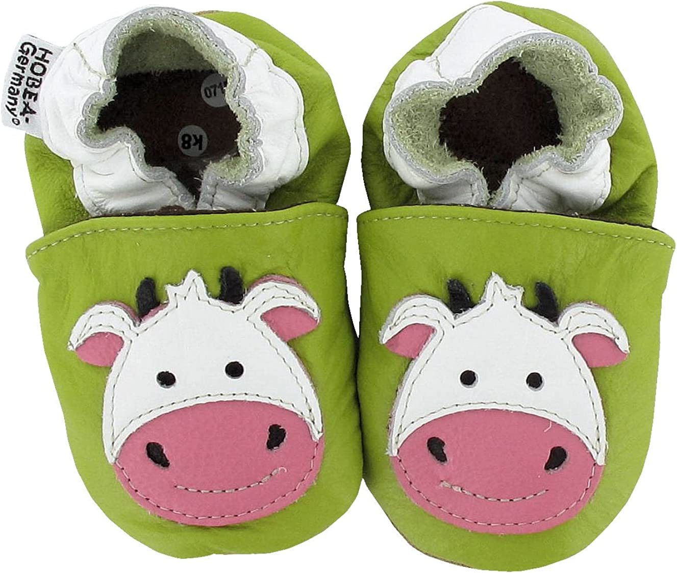 Zapatos Unisex beb/é HOBEA Cow