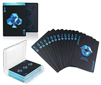 Póker Jugando a Las Cartas - Joyeldelf Elegante mazo de ...