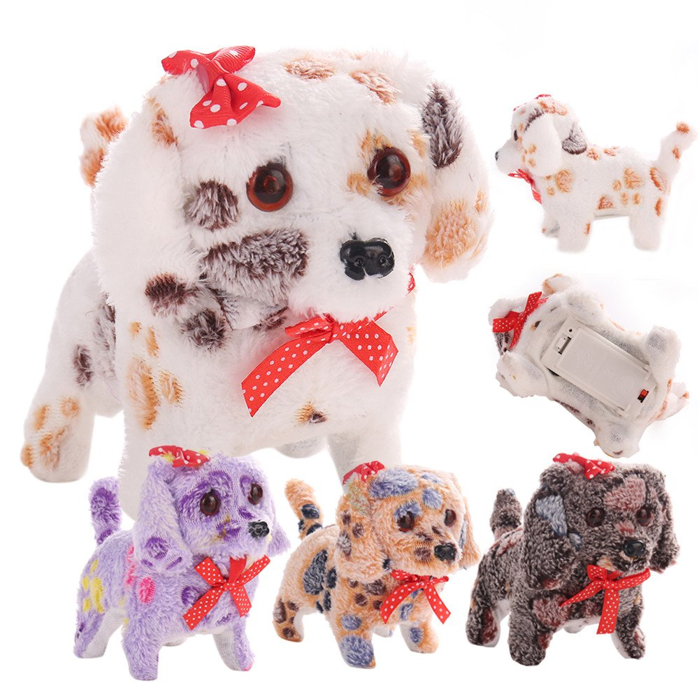 Wffo Newborn Baby Infant Animal Soft Rattles Teether Hanging Bell Plush Bebe Toys B