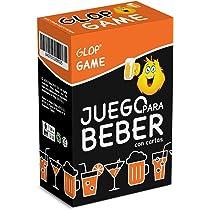 Glop Erótico - Juego para Beber Picante- el Juego de Cartas más Atrevido- Juego de Mesa para Adultos - 100 Cartas: GLOP GAME: Amazon.es: Juguetes y juegos