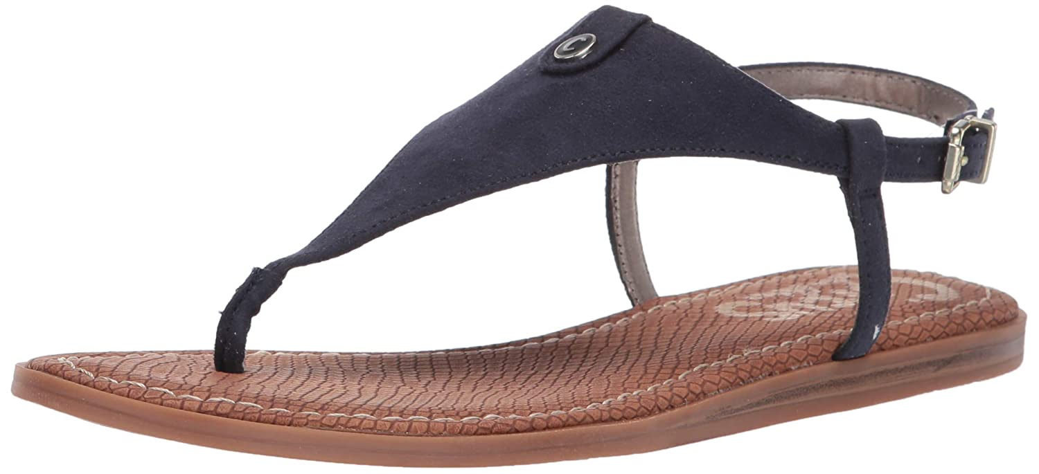 1460332b489b Amazon.com  Circus by Sam Edelman Women s Carolina Flat Sandal  Shoes