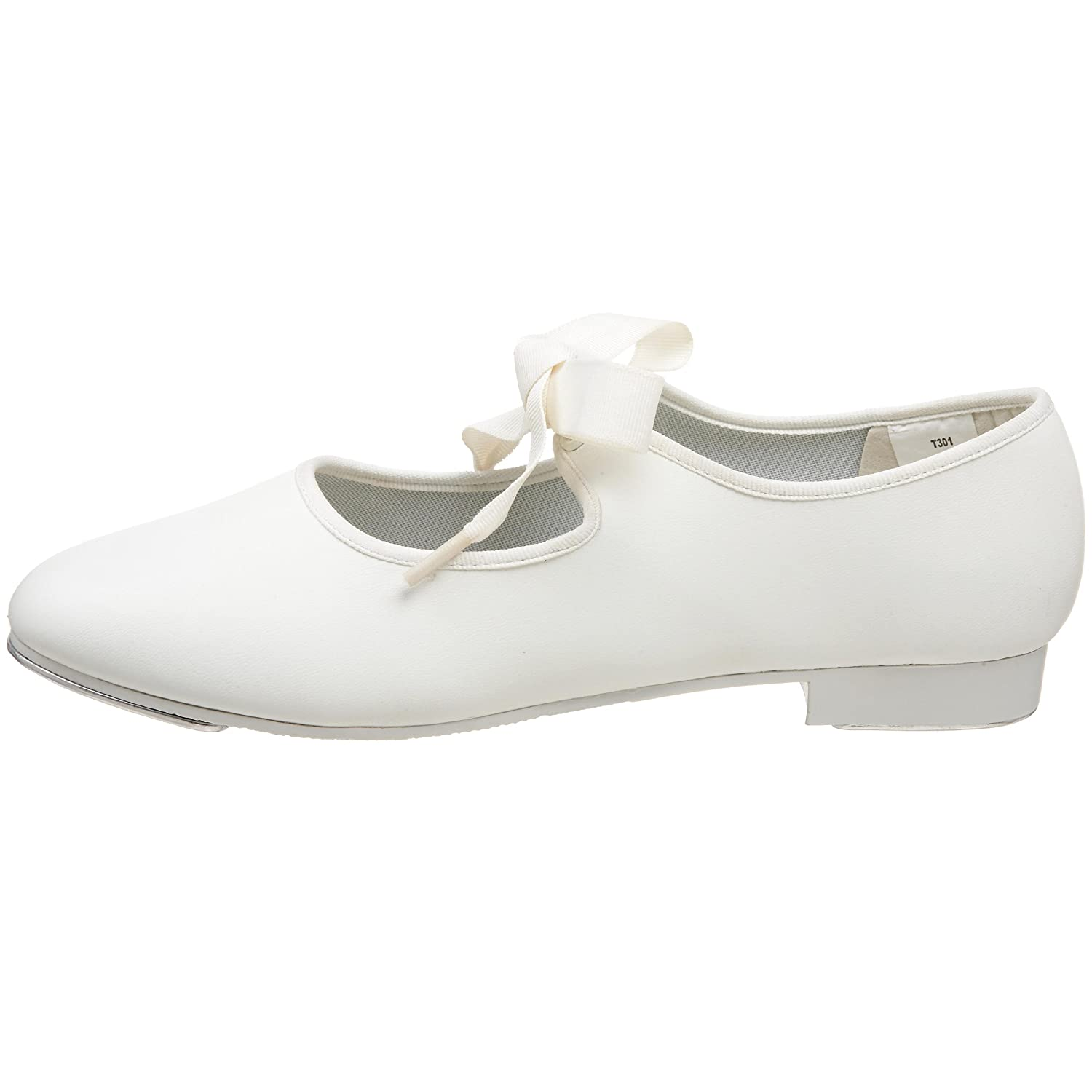 Dance Class T301 Flexible Tap Shoe Little Kid//Big Kid