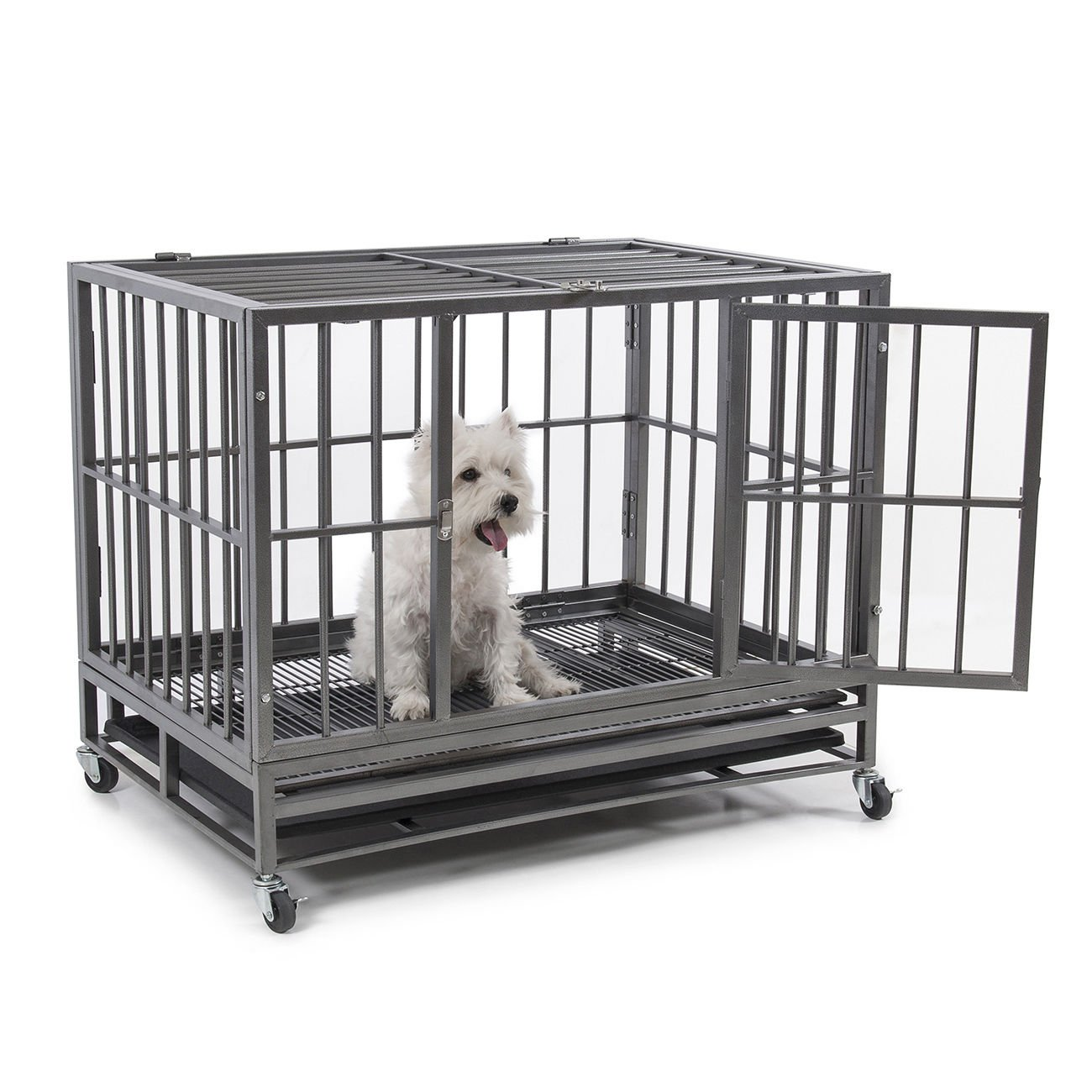 Dog Crate With Ebook