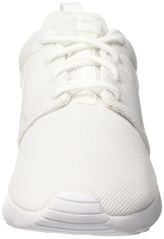 NIKE Women's Roshe One Running Shoe Platinum/White B01GE1URJM 6.5 B(M) US|White/Pure Platinum/White Shoe b45bf7