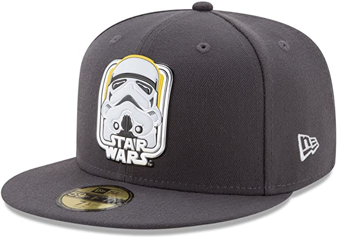 Star Wars 40th Stormtrooper 59Fifty Fitted Hat