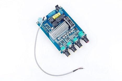 Amazon com: KNACRO TPA3116 2 0 Dual Channel Stereo HiFi High Power