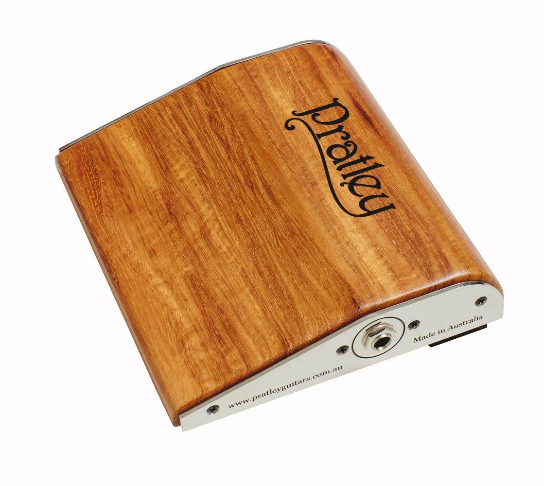 Stomp Box Compact SB02-R by Pratley Australia - Acoustic Percussion Stompbox