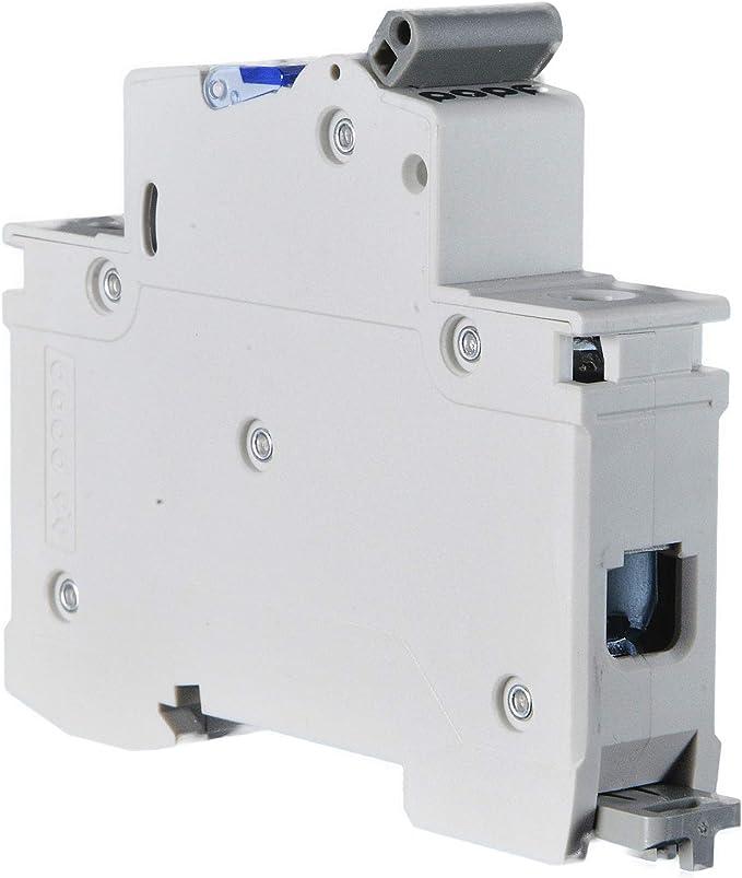 POPP® Interruptor Automático Magnetotérmico industrial CURVA C 1P ...