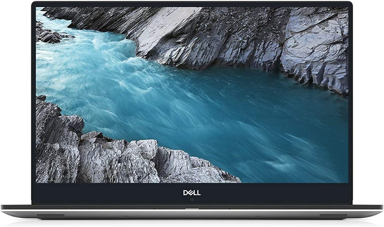 Dell XPS 9570 15.6in FHD i7-8750H 16GB RAM 512GB SSD GeForce GTX 1050Ti Silver Windows 10 Pro (Renewed)