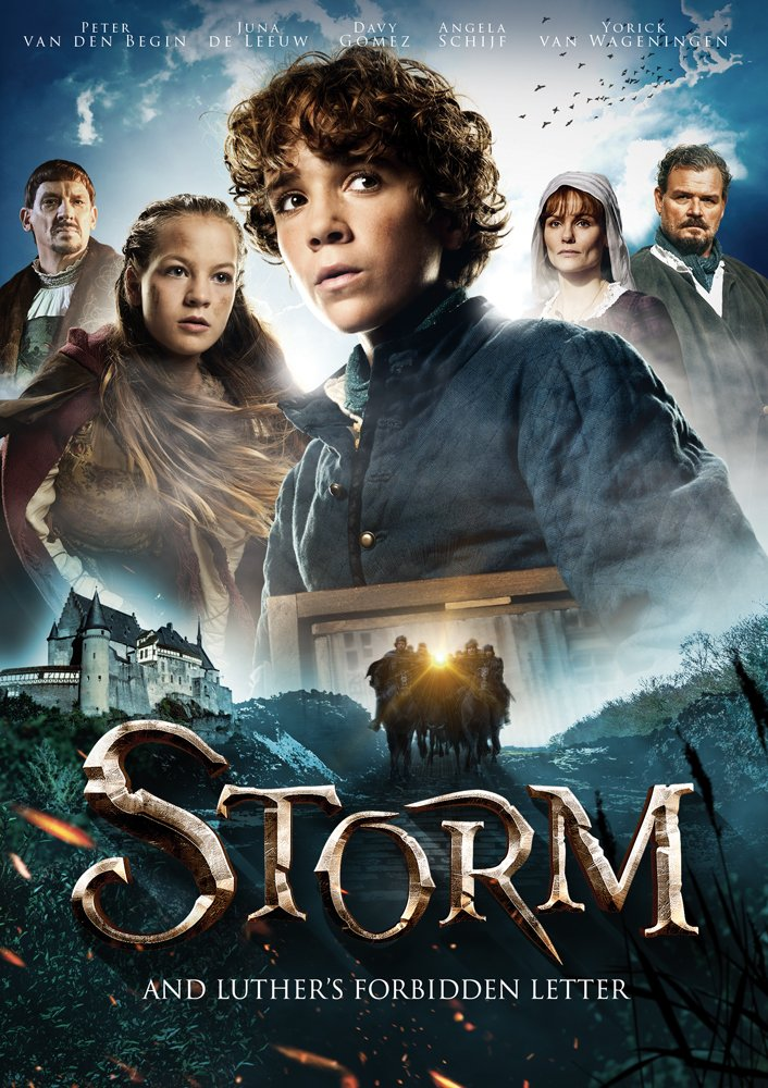 Storm & Luther\'s Forbidden Letter (DVD)