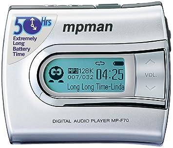 DRIVER UPDATE: MPMAN F70