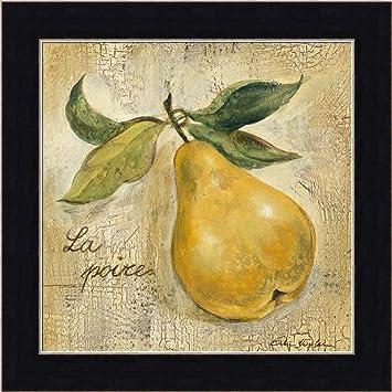 Amazon.com: La Poire Pear by Silvia Vassileva Contemporary Kitchen ...