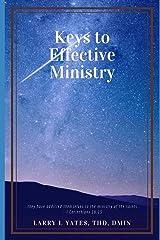 Keys to Effective Ministry Paperback