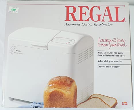 Amazon.com: Regal automático del Pan Maker K6774: Home & Kitchen