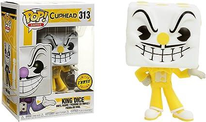 Funko 26968 Pop Games Cuphead King dice