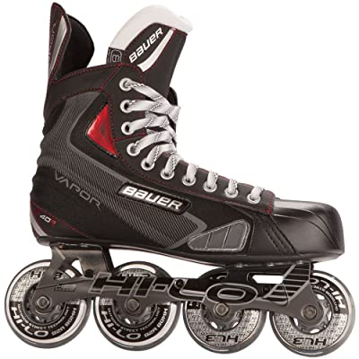 Bauer X40R Inline Skates [YOUTH], R : Hockey Roller Skates : Sports & Outdoors