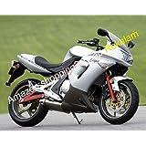 Amazon.com: Motorbike Green Bodywork Fit For Kawasaki Parts ...