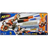 Hasbro 34276EU4 - Nerf N-Strike Elite XD RhinoFire, vollautomatischer Blaster