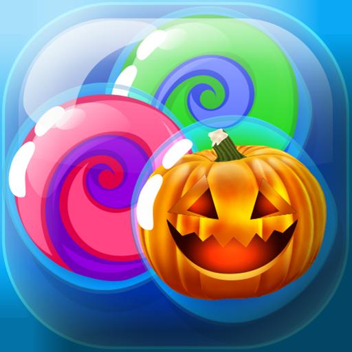 Halloween Bubble Shooter - POP Bubble (Halloween Bubble)
