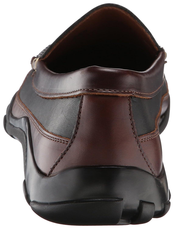 Allen Edmonds Mens Boulder Slip On Loafer Loafers D Island Shoes Mocasine Casual Black Ons